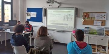 Down Madrid alumnos digitalización