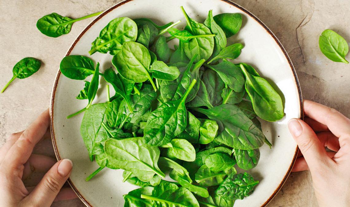 Espinacas verdura