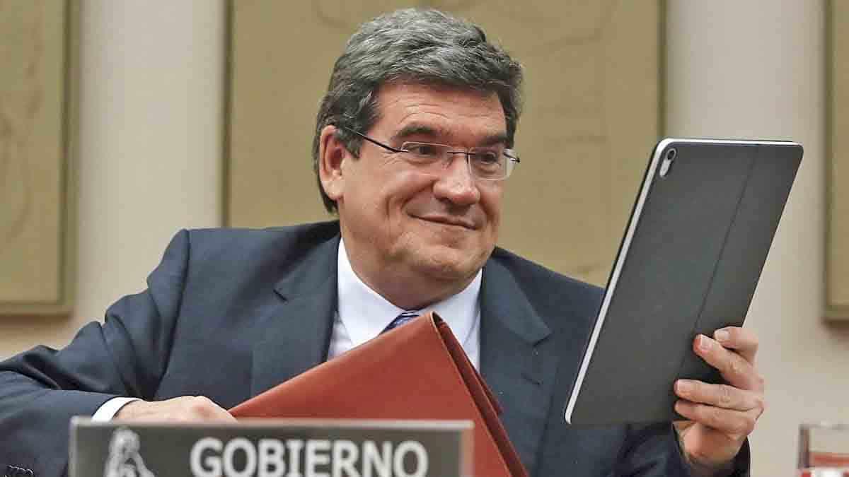 José Luis Escrivá aumento pensiones