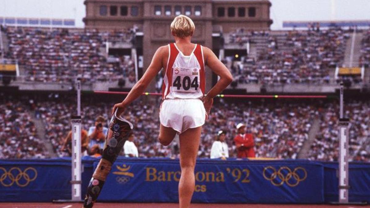 Juegos Paralímpicos en Barcelona 1992
