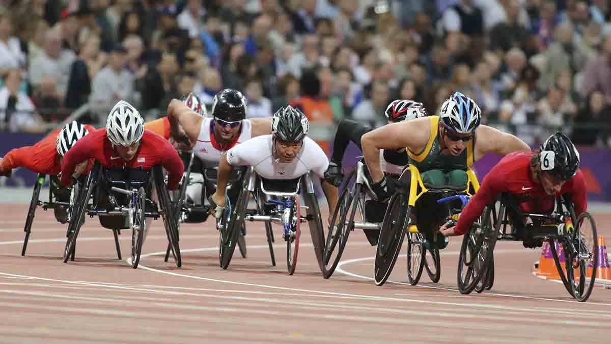 Juegos Paralímpicos | Foto: Paralímpicos.es