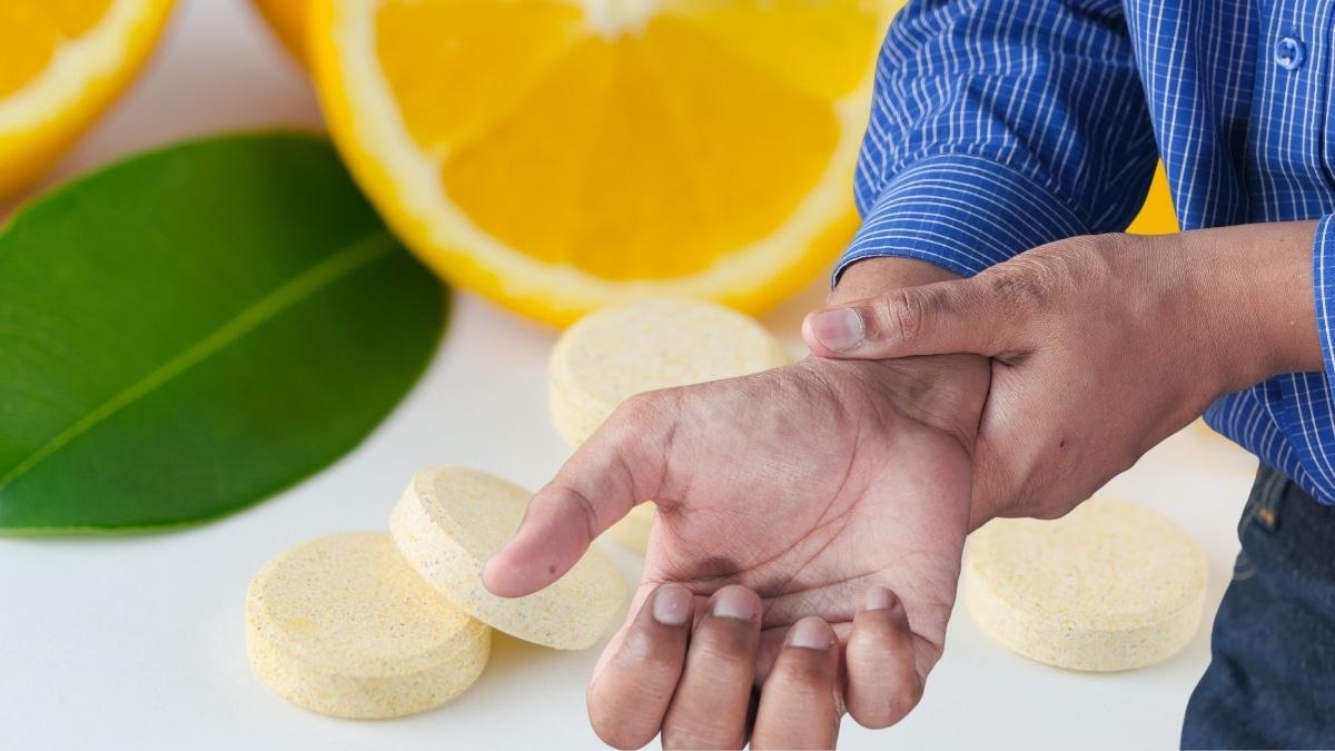 La importancia la vitamina C para nuestros huesos y articulaciones