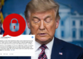 Mack Zuckerberg comunica que Facebook bloqueará la cuenta de Donald Trump de manera indefinida