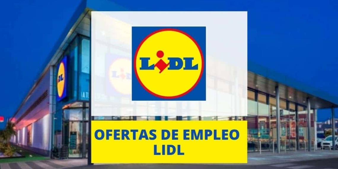 Ofertas de empleo Lidl