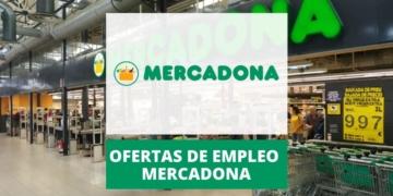Ofertas de empleo Mercadona