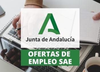 Ofertas de empleo publico SAE Junta de Andalucia