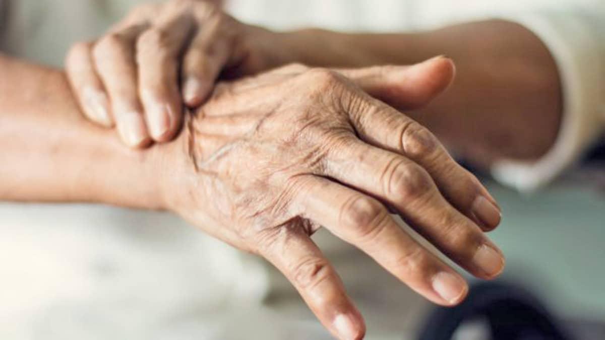 Persona con Parkinson