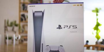 Nuevas unidades PS5