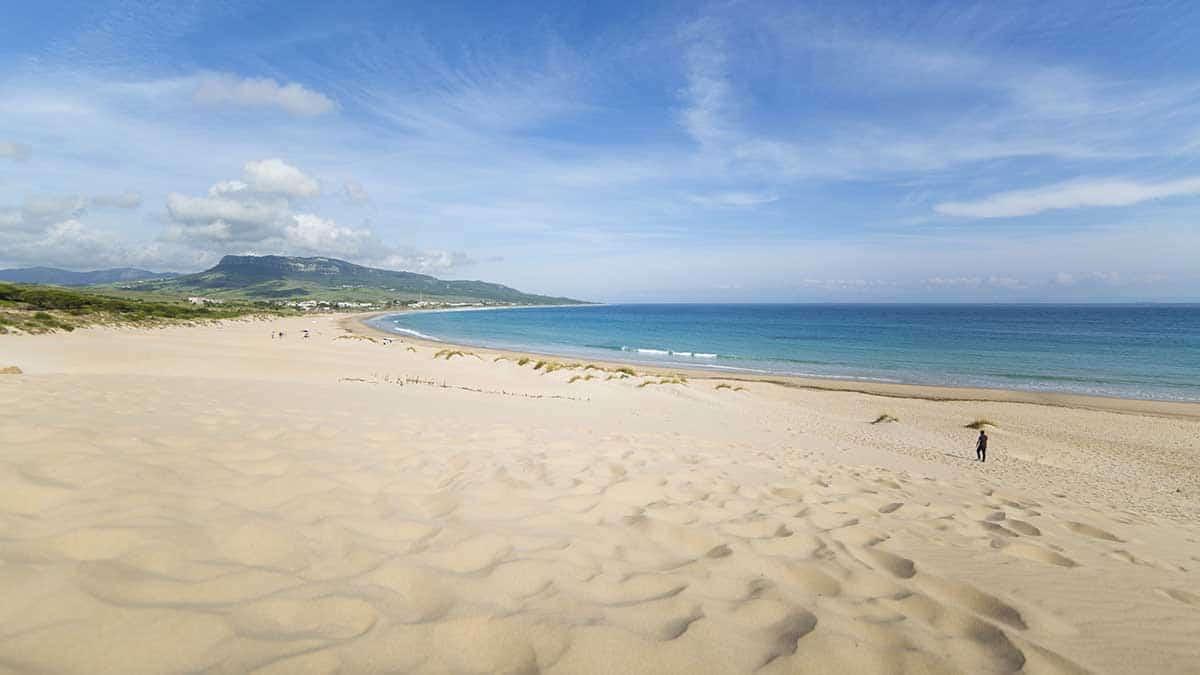 Turismo en Andalucía | Playa de Bolonia