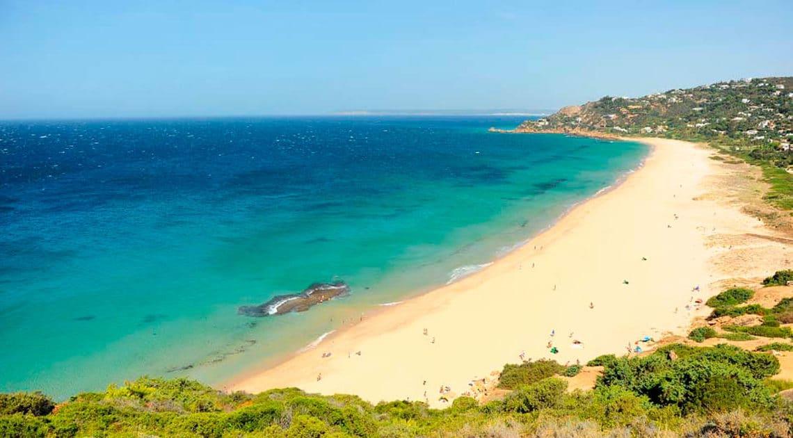 Playa de los Alemanes (Cádiz)