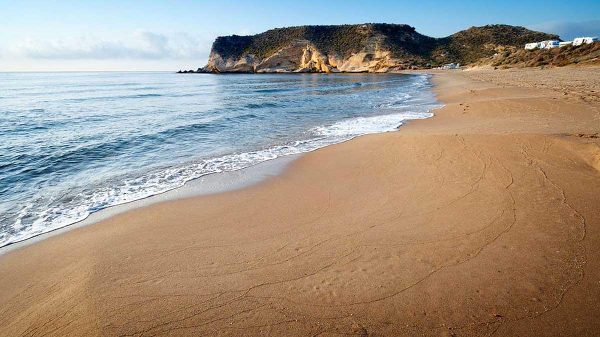 Turismo en Andalucía | Playa de los Genoveses
