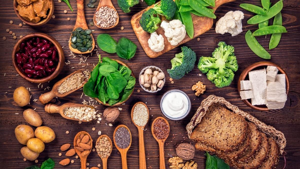 Proteina vegetal beneficios