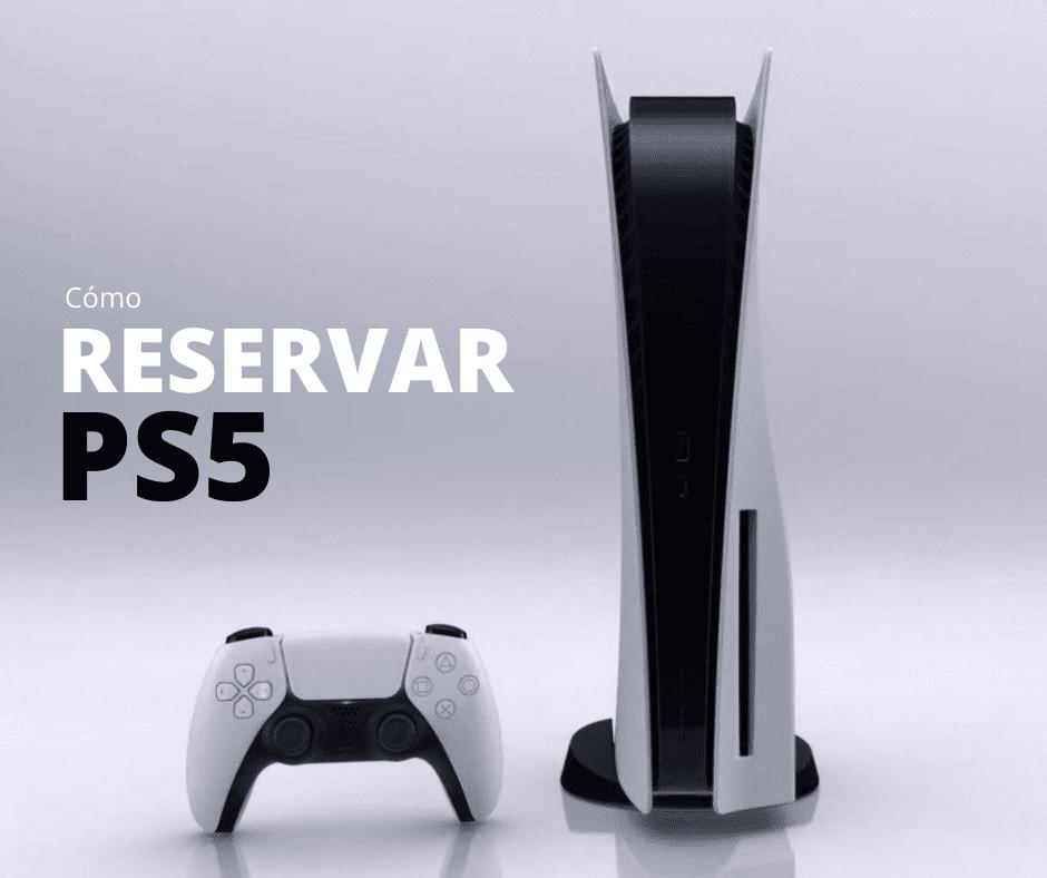 RESERVAR PS5 BANNER