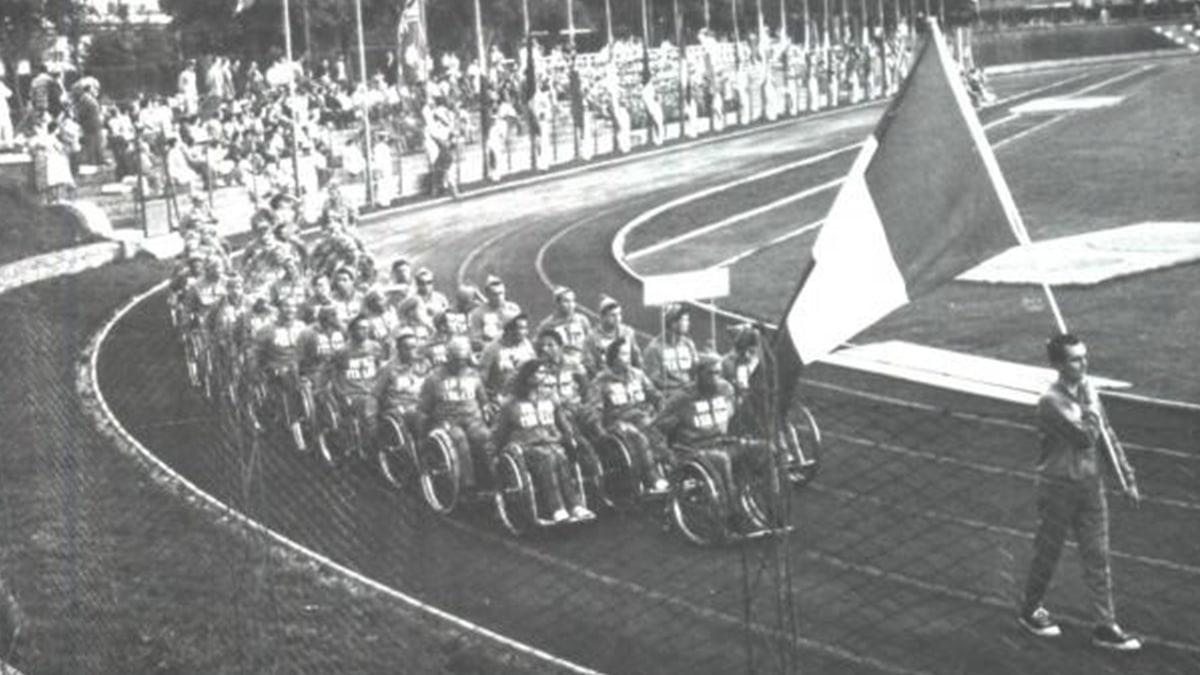 Primeros Juegos Paralímpicos de la historia (Roma 1960)