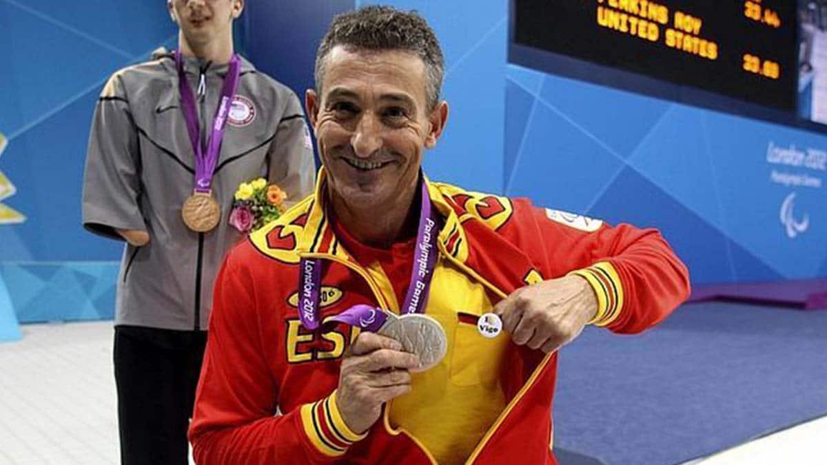 Sebastián Rodríguez | Juegos Paralímpicos
