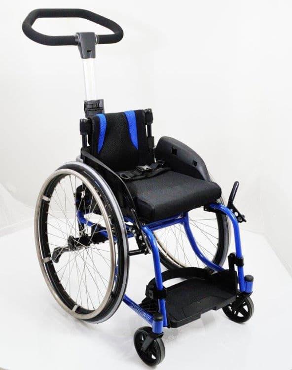 Silla de ruedas Panthera Bambino 3
