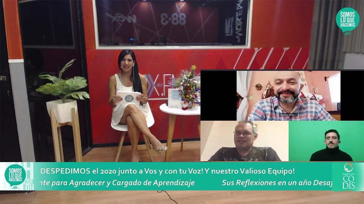 Somos lo que hacemos Karina Vimonte