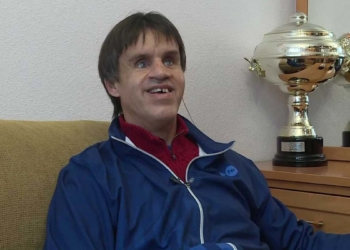 Vicente Aguilar, deportista español en los Juegos Paralímpicos