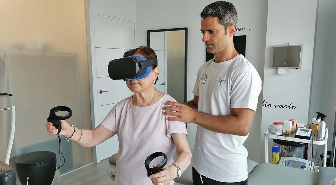 Virtual Fisio paciente