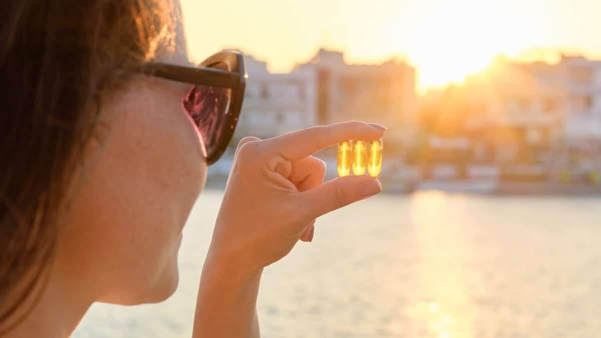 Suplemento Vitamina D sol