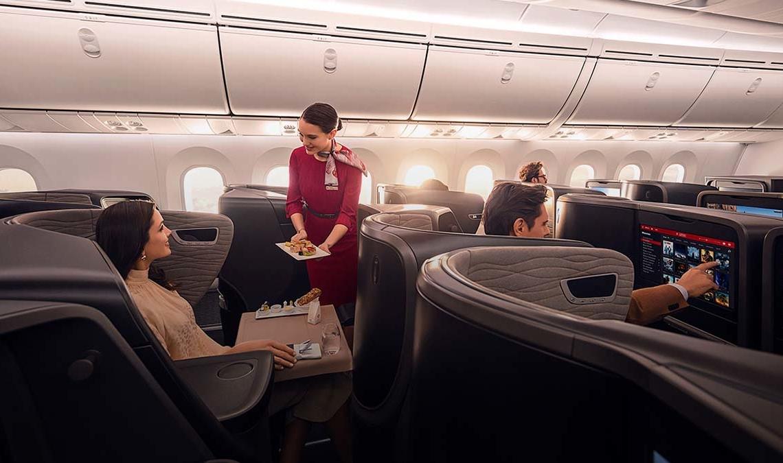 Vuelos en Turkish Airlines