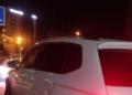 coche aparcado plaza PMR