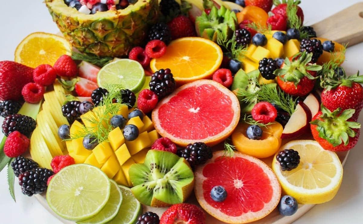 Las frutas tropicales son fuente antioxidante en un jugo