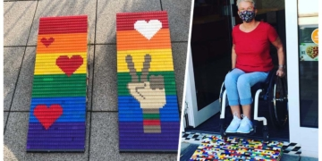 rampas de Lego de Rita Ebel