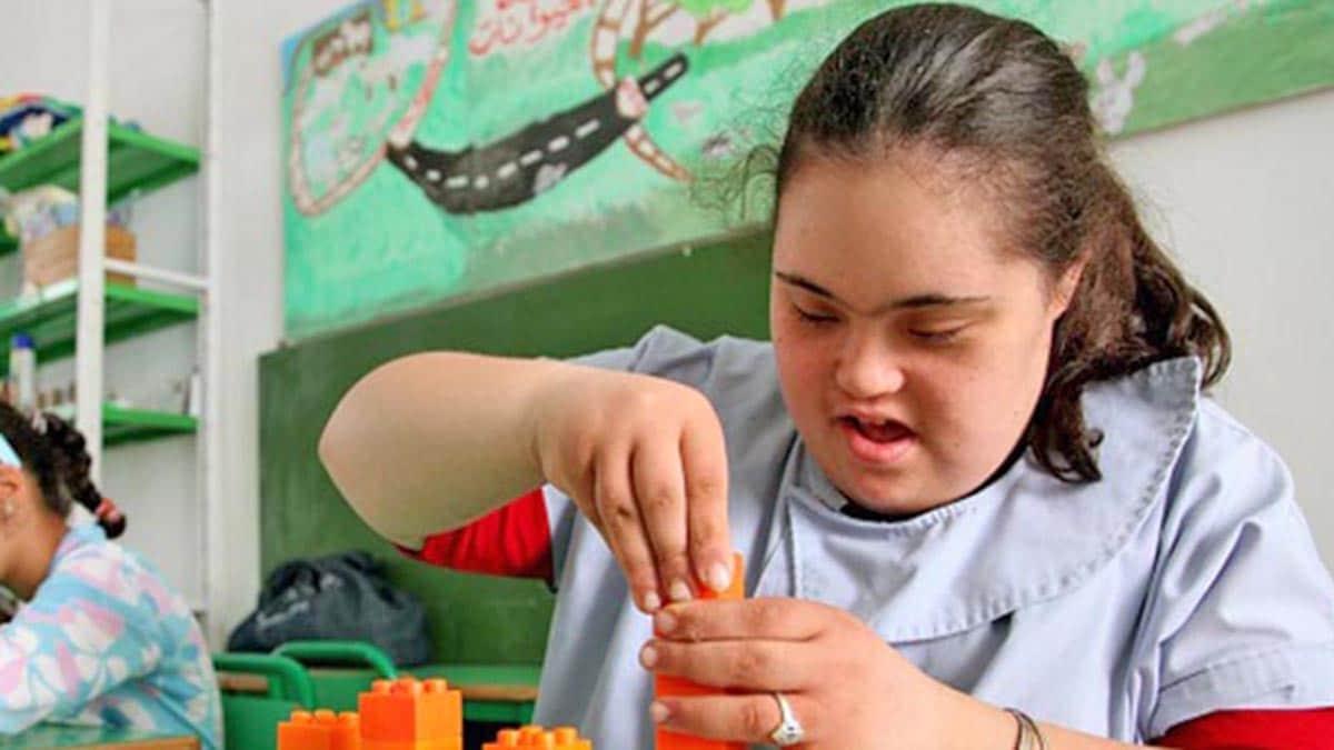 Técnicas de rehabilitación en niños con Síndrome de Down