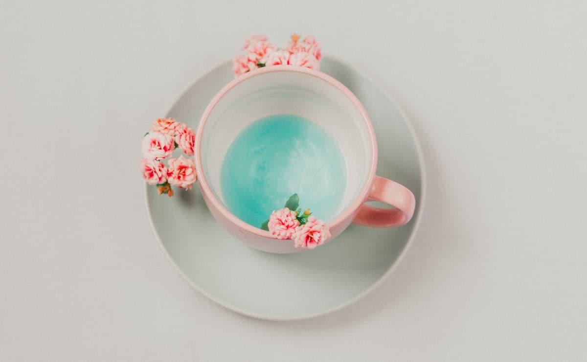 té azul rejuvenecedor