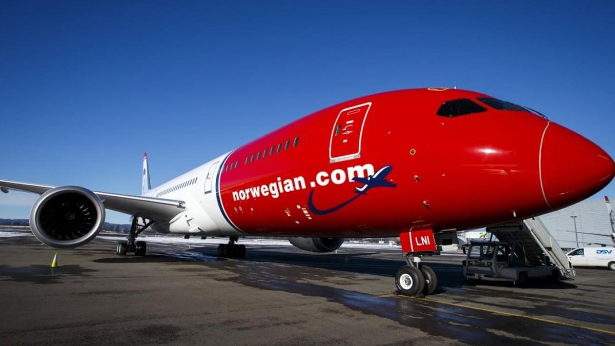 Vuelos con Norwegian