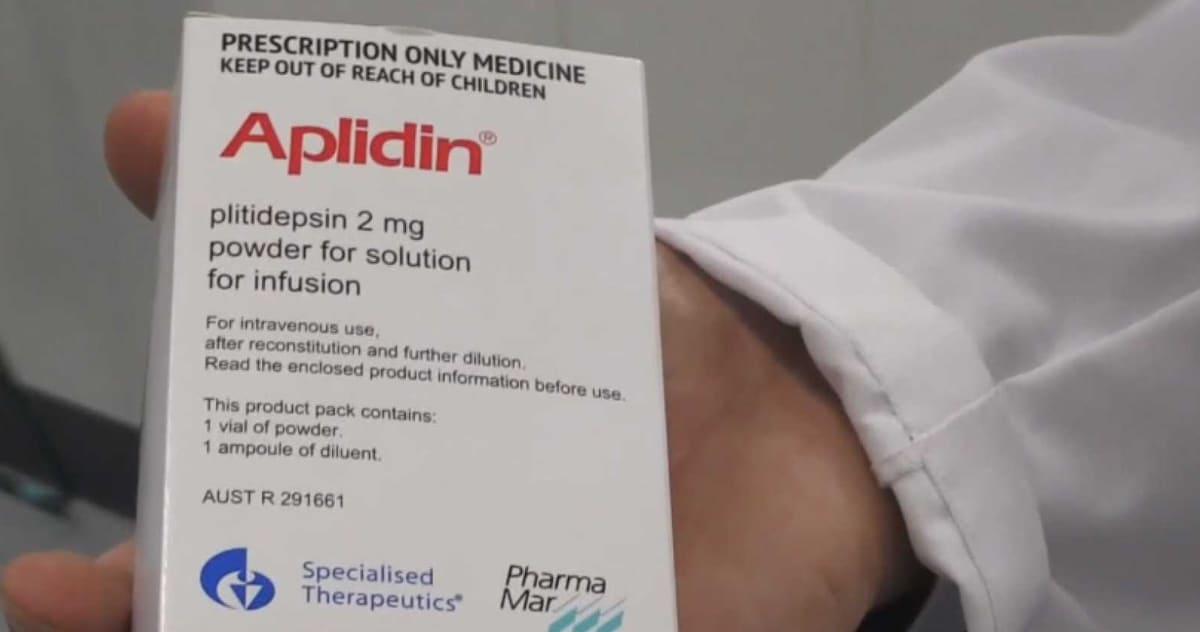 Aplidin Pharmamar