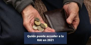 Ayudas parados 2021 RAI