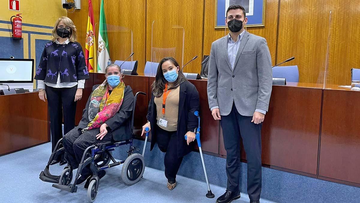 CEDDD discapacidad Andalucía