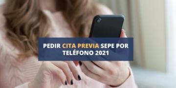 Cita previa por teléfono en el SEPE
