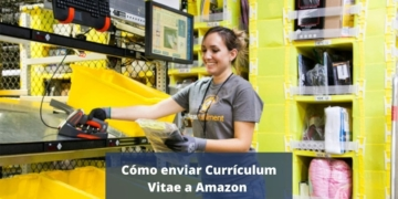 Currículum Vitae Amazon