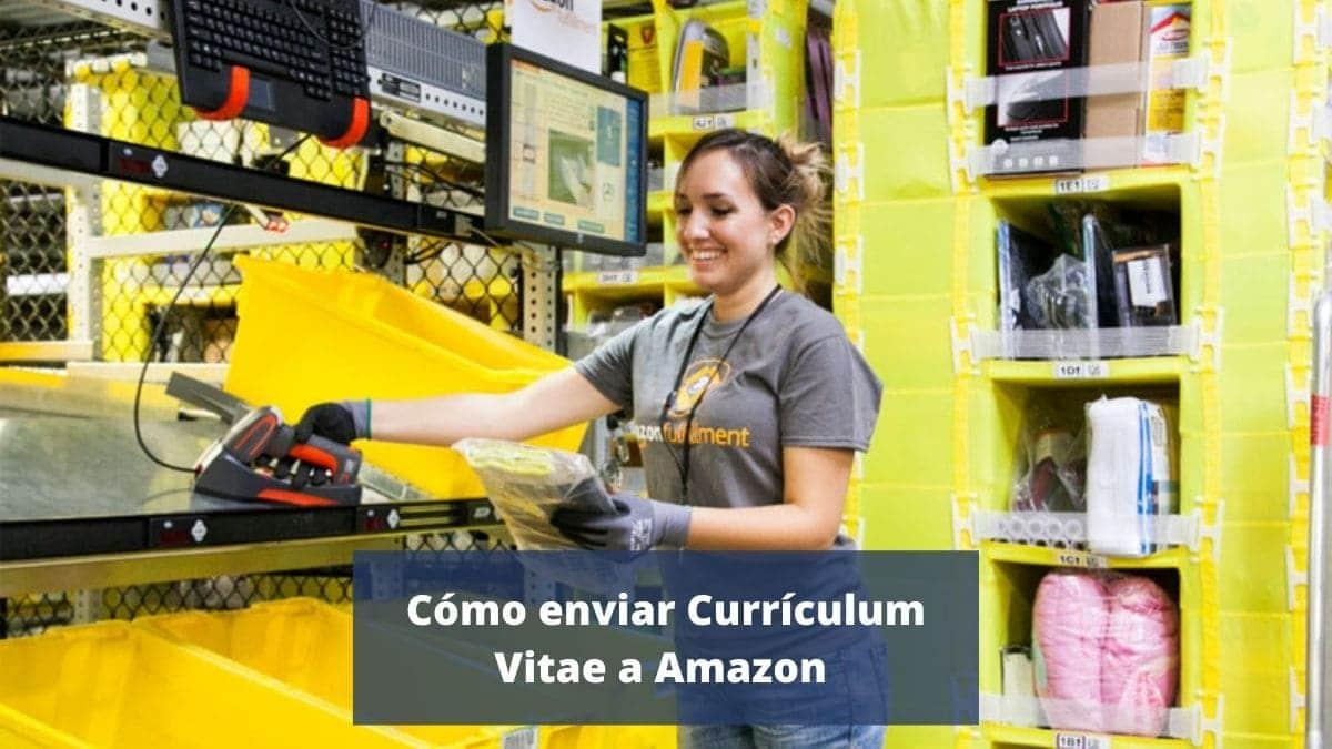 Currículum Vitae Amazon
