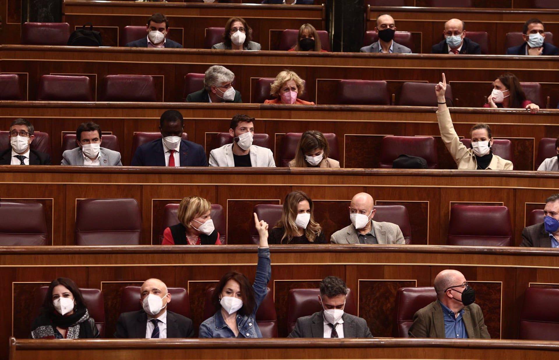 El Congreso convalida el complemento de maternidad a las pensiones y la ampliación del Ingreso Mínimo Vital