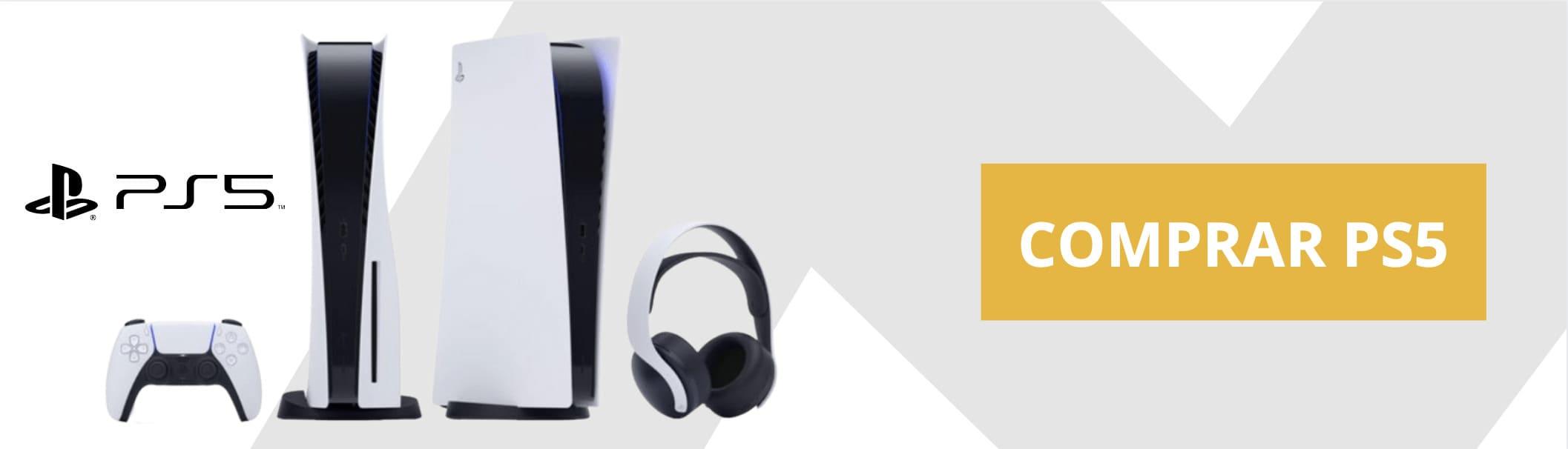 Comprar PS5 Amazon
