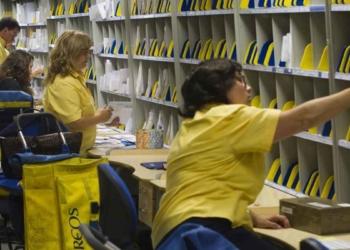 Trabajadores de Correos