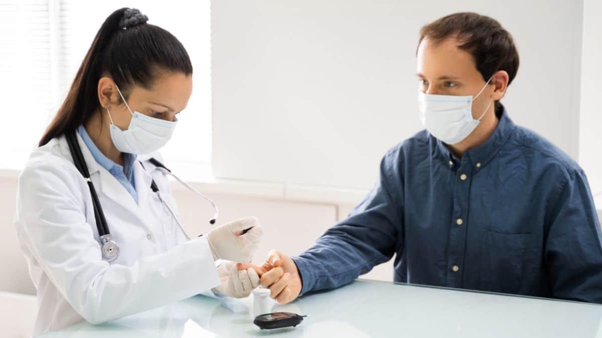 Paciente de diabetes en tiempos de Coronavirus