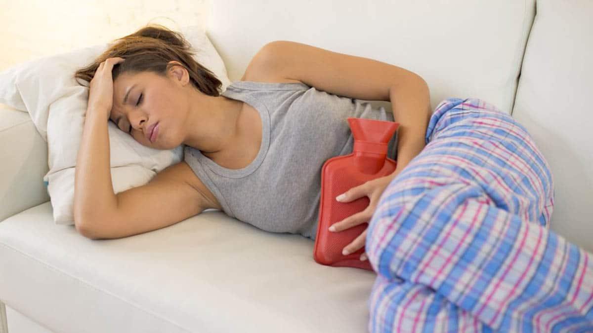 Síntomas premenstruales