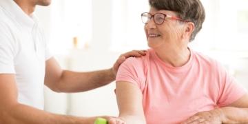 Ejercicios de rehabilitación en el Parkinson