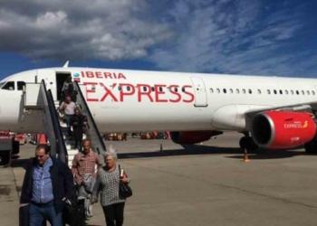 Vuelos en Iberia Express