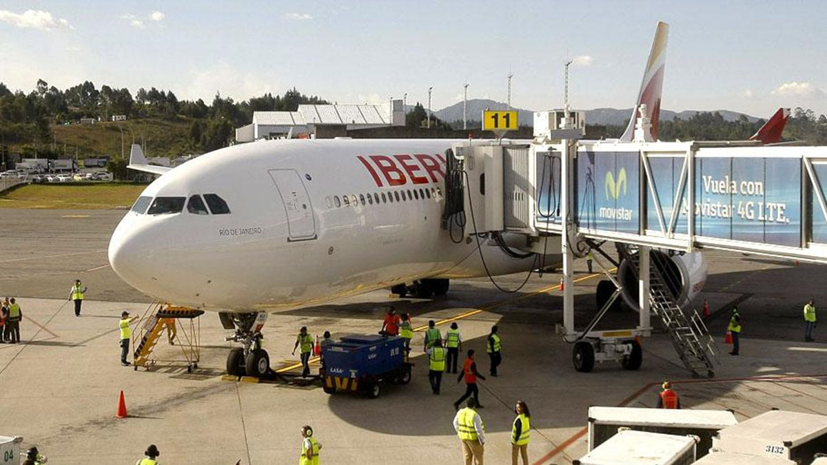 Ofertas de vuelo en Iberia