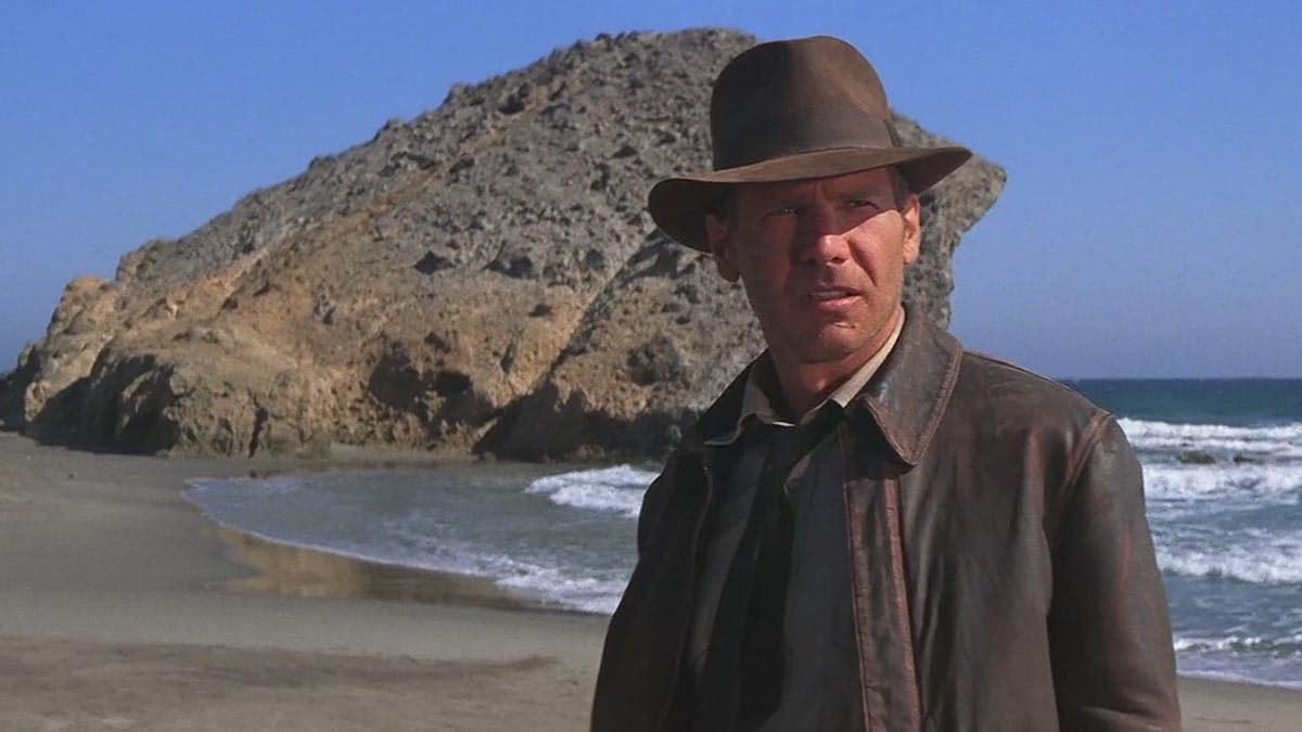 Turismo Andalucía | Indiana Jones grabando en Almería