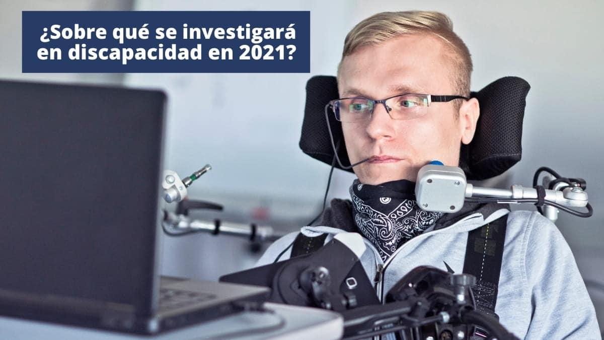 Investigación discapacidad 2021