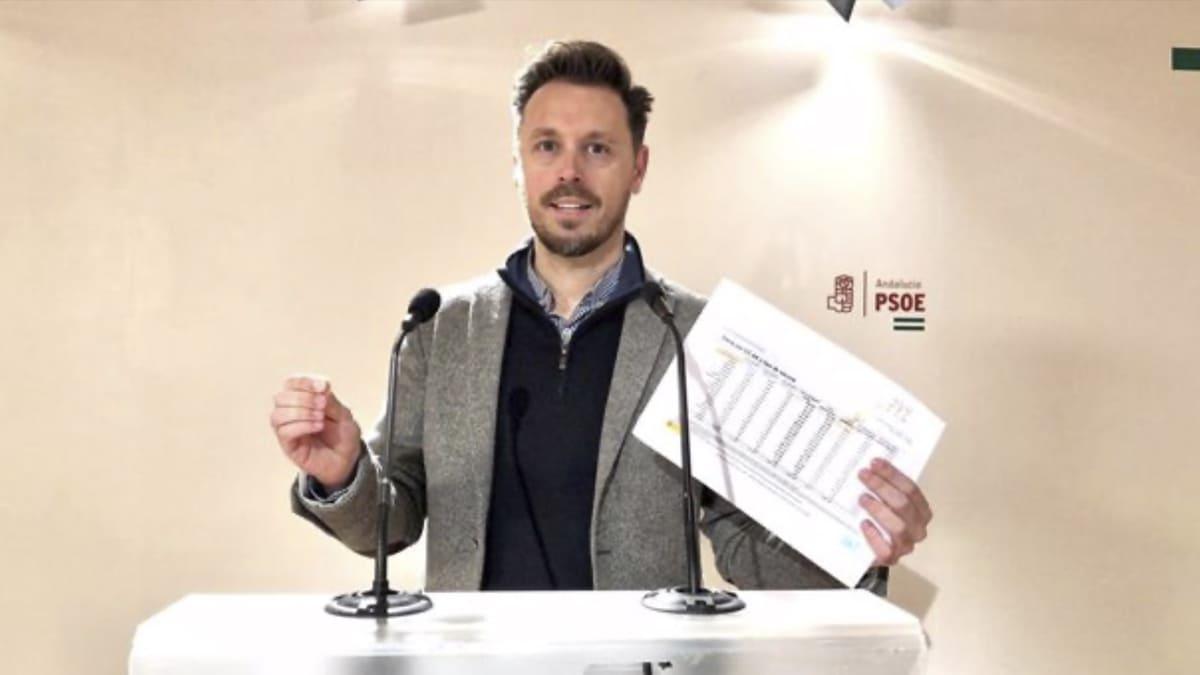 Juan José Martín Arcos PSOE Andalucia