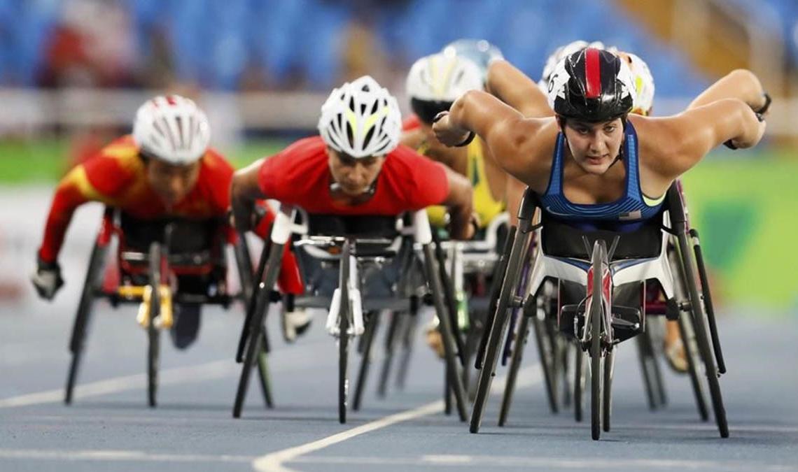 Juegos Paralímpicos   Foto: Reuters