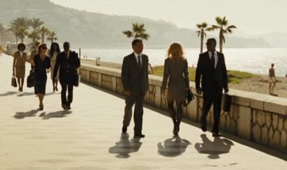 Última escena de 'Los hombres que no amaban a las mujeres' en La Malagueta